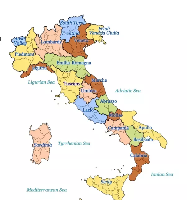 Is Tuscany a city in Italy Quora