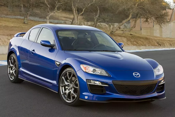 The Rx8 Is Extremely Adept At Making Progress And Refined Enough To Make Sedate Cruising Very Comfortable