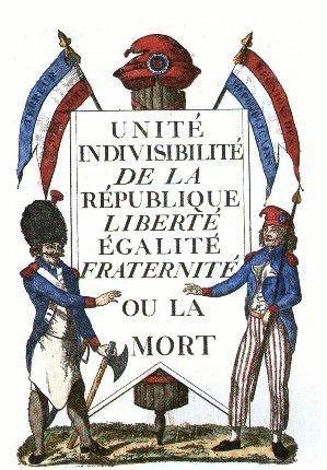 Cuál Fue El Lema De La Revolución Francesa Quora