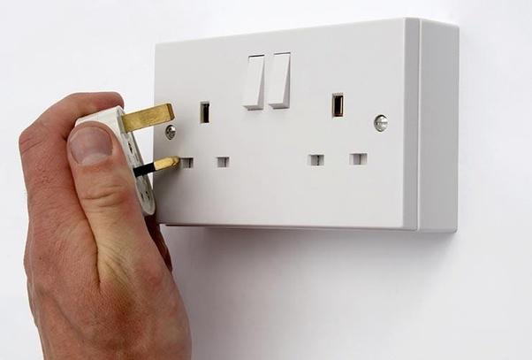 3 Pin UK Mains Top Plug 13A 13 AMP Appliance Power Socket Fuse Adapter N HO