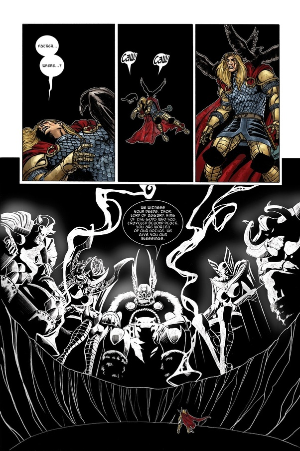 Who is 'Rune King' Thor? What is his origin in the Marvel Universe