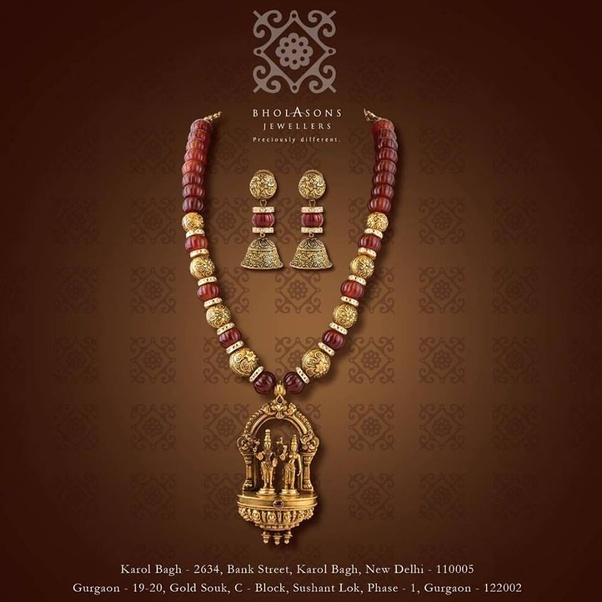 01a6cf16d I want to buy jewellery. Which jewellery shops in India have the ...