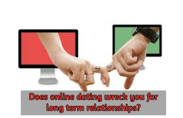Online dating long term relationship