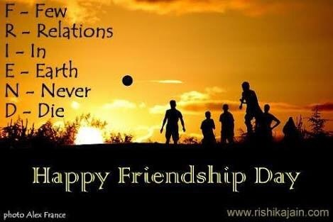 What is friendship day according to you quora the day has been celebrated in several southern south american countries for many years particularly in paraguay where the first world friendship day m4hsunfo