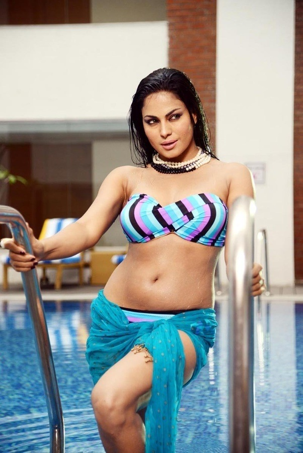 Pakistani Bombshell And Drama Queen Veena Malik Who Tried Her Best To Make It Big In Bollywood Broke Millions Of Hearts When She Decided To Tie The Knot