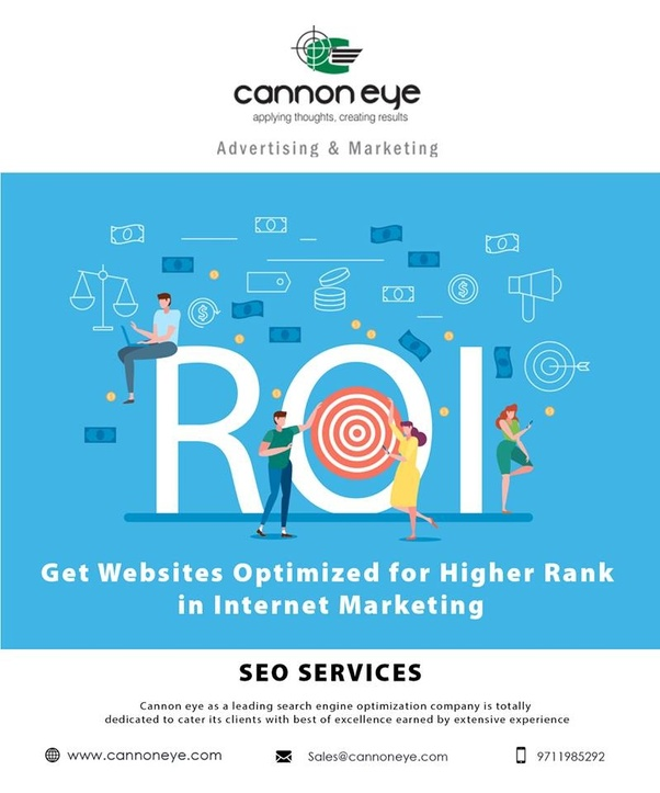 Trustworthy and Credible SEO Services for All B... - Cannoneye - Quora
