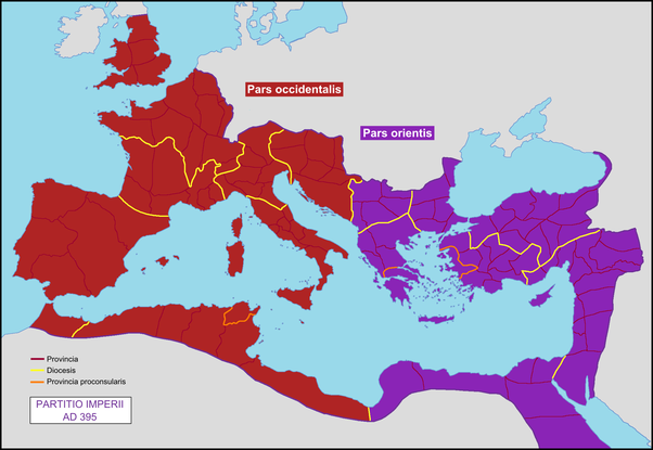 byzantine empire continuities and changes Similarities and differences between the roman empire and the byzantine  of  continuity and change between what we consider the roman empire when it.