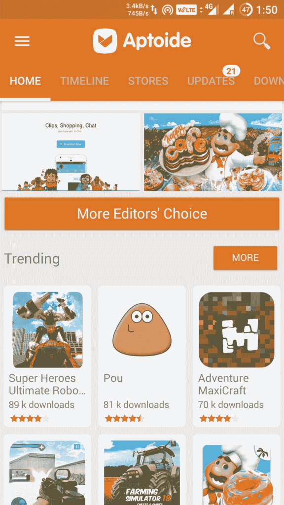 What are popular alternative Android app stores in India ...