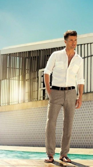What Shoes Should A Man Wear With Linen Pants To Wedding In Bali Quora