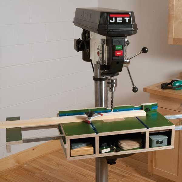 When Do You Use A Drill Press And When Do You Use A Router Quora