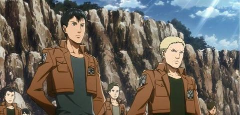 When Did Reiner And Bertholdt Become Titans And Are They Evil Quora