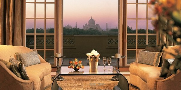 Hotels Near Taj Mahal Hotel Plaza Agra 1 0 Km From