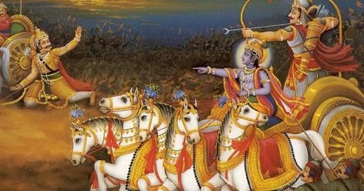 the epics of ramayana and mahabharata