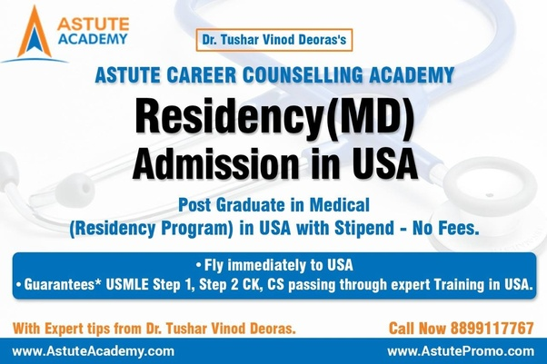 What is the scope of Indian MBBS students abroad for post