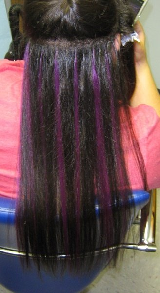 Should I dye my hair purple? - Quora