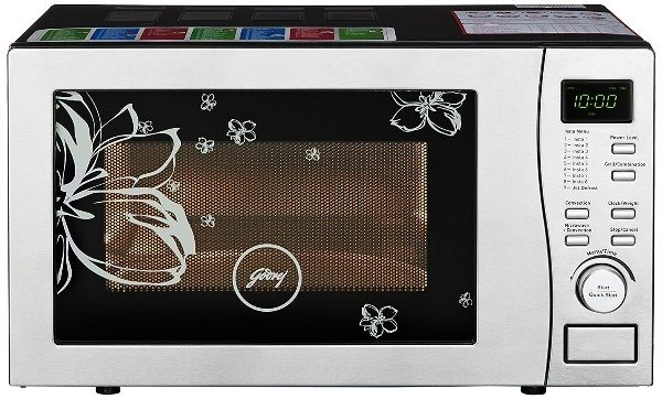 This Microwave Oven Has An InstaCook Feature Which Lets You Prepare Up To  40 Varied Recipes Without Even Opening A Cook Book. This Feature Cooks Your  Food ...