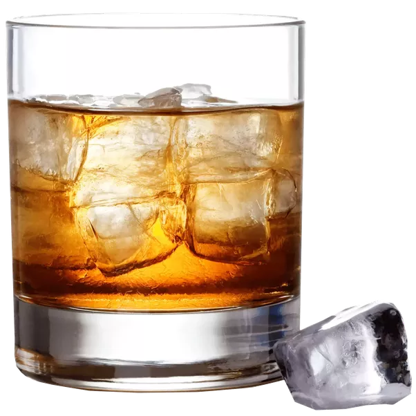 Old Fashioned Whiskey Glass