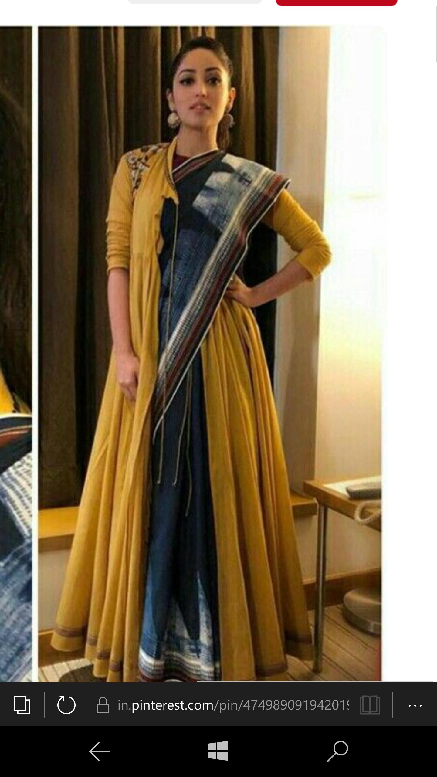 60e29e5060e7b Some more saree trendy ideas to cover your tummy at 20 Ways to Drape a saree  to Hide your Tummy !!
