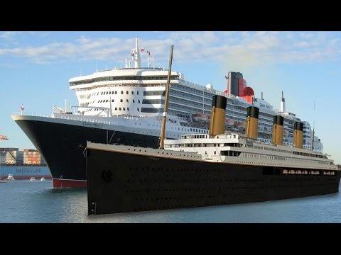 Is Titanic The Biggest Ship Ever Quora