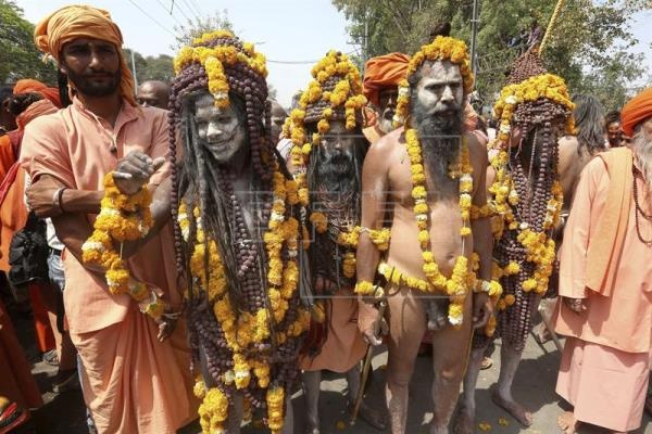 From where do Naga Sadhus come and where do they go after the Kumbh
