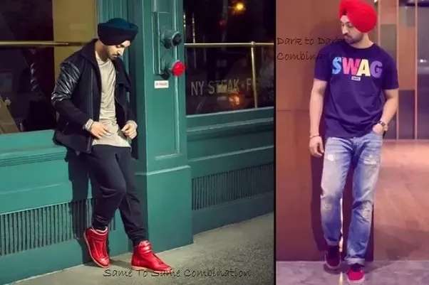 How To Match The Color Of A Turban With Clothes