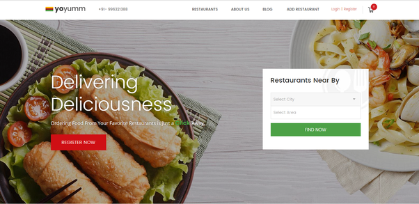 What are the uses and benefits of online food ordering