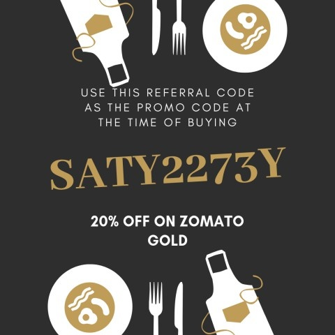 What is the referral discount on Zomato Gold membership? - Quora