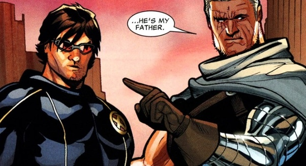 Is Cable the son of Cyclops? - Quora
