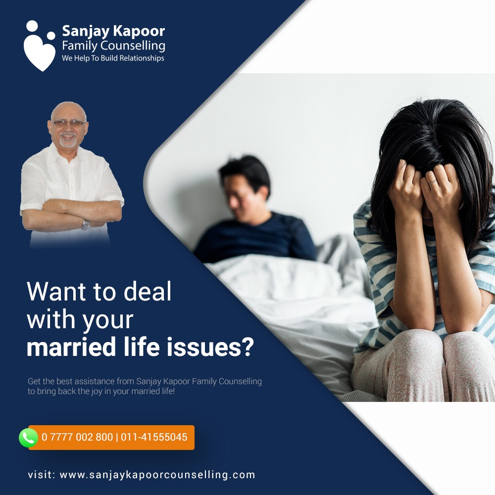 Where can I find good marriage counselor in Delhi NCR? - Quora