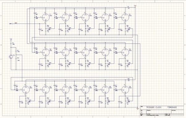 How To Make A Simple Circuit Diagram Of A Digital Clock Quora