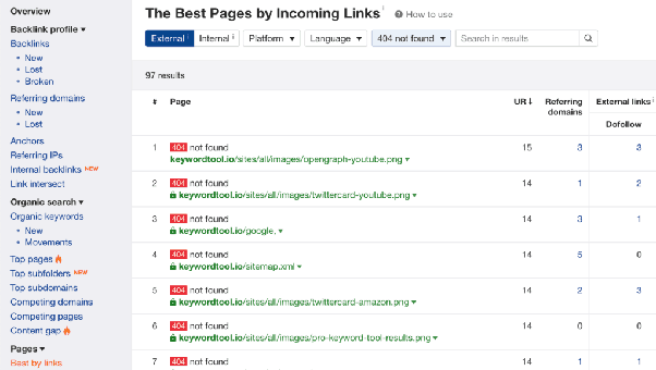 What is the way to get backlinks for a website? 19