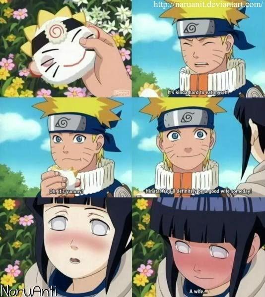 Why does Naruto like Hinata? - Quora