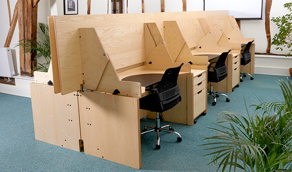 cardboard office furniture. OK, Here Is Something That\u0027s Perfect For That Type Of Office. Imagine Having Several Private Working Areas Can Instantly Convert Into A Conference Cardboard Office Furniture