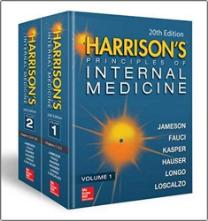 Harrison Book Of Internal Medicine 18th Edition Pdf