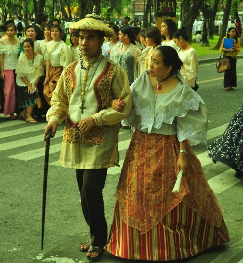 What Are The Filipino Traditional Clothes Quora