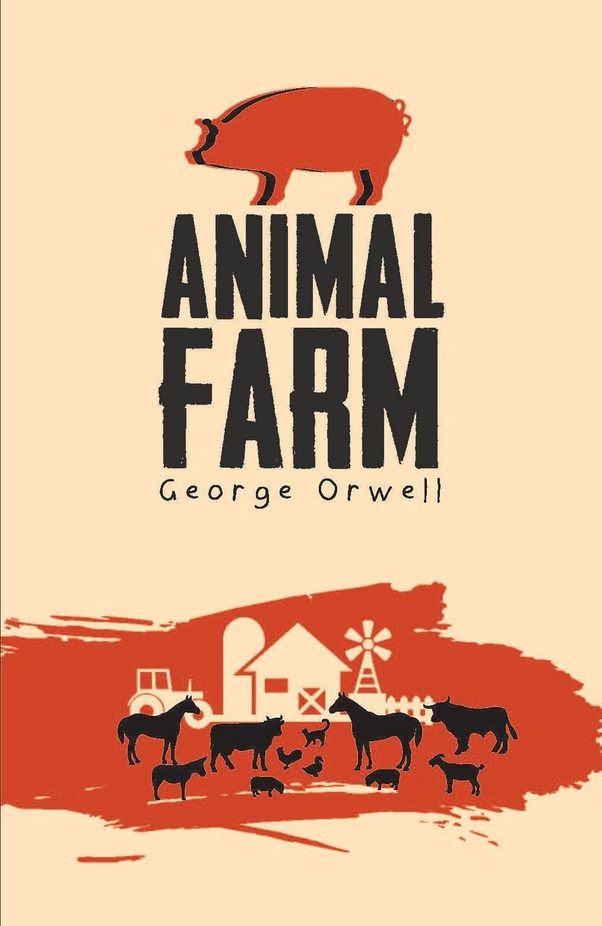 What Is Your Review Of Animal Farm 1945 Book Quora