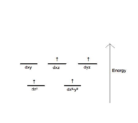 Does Spatial Arrangement Of Ligands Around Central Metal Ion Change