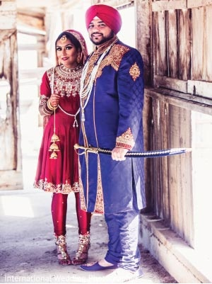 Things Become More Challenging If The Groom Is On Heavier Side It Important That He Should Wear Such Attire Makes Him Look Dazzling Without