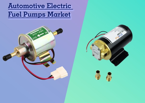 How does electric fuel pump work? - Quora