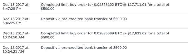 Is it better to hold or better to keep selling high and rebuying yes i was buying really high for todays price but low for the real worth of btc limits of gemini exchange saved my expenses ccuart Image collections