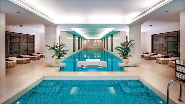 Are There Any Hotels Having Indoor Swimming Pools In Goa Quora