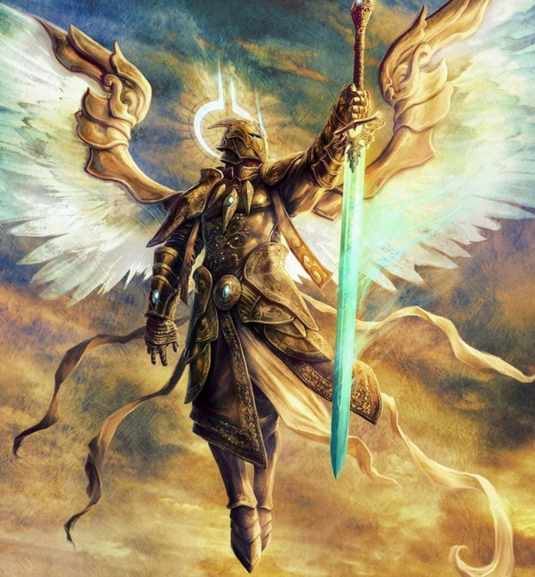 I just found out that Metatron is more powerful than the Archangel Michael.  Is that true? - Quora