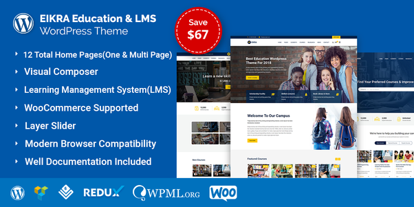 Which free theme & plugin helps me to build LMS on WordPress? - Quora