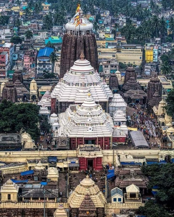 Who built the Puri Jagannath temple? - Quora