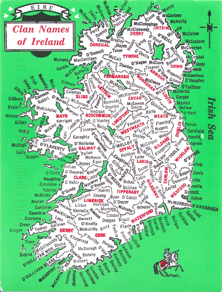 Show Map Of Ireland.Are There Any Heritage Maps Of Ireland Those Showing Where