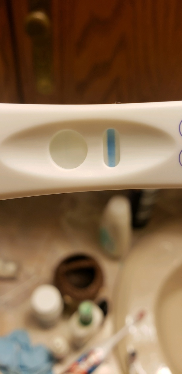Why did I get a positive pregnancy test and then a negative