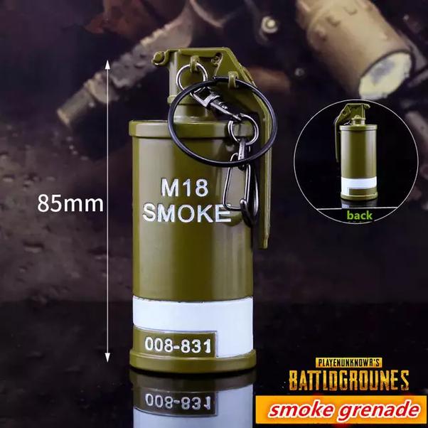 When should I use smoke and stun grenade in Pubg? - Quora