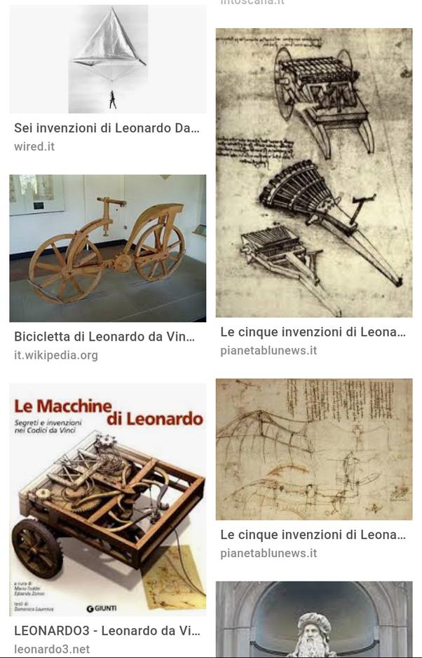 Sono Passati 500 Anni Dalla Morte Di Leonardo Da Vinci Delle Tante