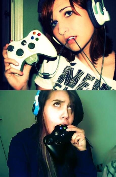 Video gamer chicks dating