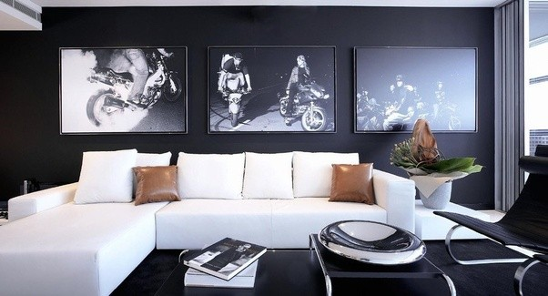 How To Decorate A Bedroom With Black, White And Red   Quora